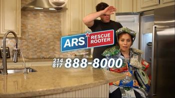ARS Rescue Rooter A/C Tune Up TV Spot, 'Can't Handle the Heat' - Thumbnail 3
