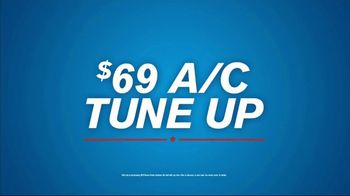 ARS Rescue Rooter A/C Tune Up TV Spot, 'Can't Handle the Heat' - Thumbnail 5