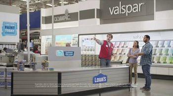 Lowe's TV Spot, 'Paint Rebate' - Thumbnail 3