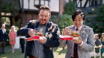 Jack in the Box BBQ Bacon Cheeseburger Combo TV Spot, 'Crave Van: Wedding' - 215 commercial airings