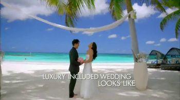 Sandals Resorts TV Spot, 'The World's Only 5-Star Luxury Honeymoon' - Thumbnail 2