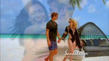Sandals Resorts TV Spot, 'The World's Only 5-Star Luxury Honeymoon'