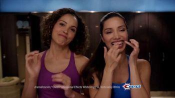 Crest 3D Whitestrips TV Spot, 'No se mueven' [Spanish] - Thumbnail 2