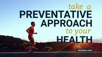 TeloYears TV Spot, 'Preventative Approach'