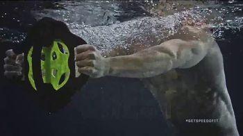 Speedo Push Plate TV Spot, 'Harness the Power of Water' - Thumbnail 4