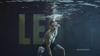 Speedo Push Plate TV Spot, 'Harness the Power of Water'