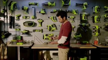 Ryobi Days TV Spot, 'Free Battery' - Thumbnail 1