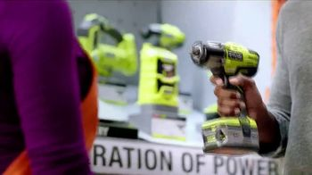 Ryobi Days TV Spot, 'Free Battery'