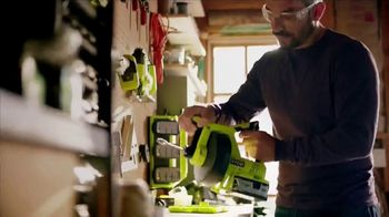 Ryobi Days TV Spot, 'Free Battery' - Thumbnail 3