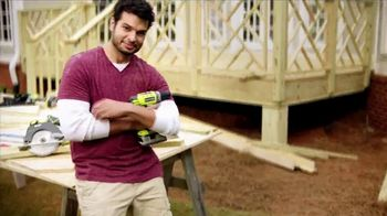 Ryobi Days TV Spot, 'Free Battery' - Thumbnail 6