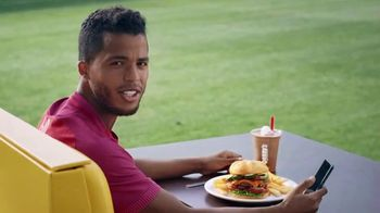 Denny's On Demand TV Spot, 'Gio Dos Santos en todos lados' [Spanish] - 425 commercial airings