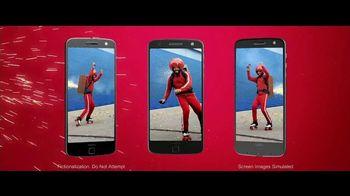 Motorola Moto Z Droid TV Spot, 'Hellomoto: Force Droid' - Thumbnail 4