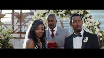 Verizon TV Spot, 'Live Wedding: Four Lines' Featuring Thomas Middleditch - 3517 commercial airings