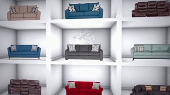 Rooms to Go Storewide Sofa Sale TV Spot, 'An Amazing Chance to Save' - Thumbnail 4