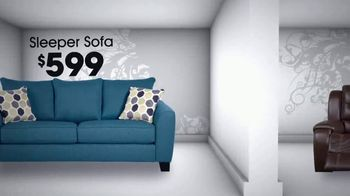 Rooms to Go Storewide Sofa Sale TV Spot, 'An Amazing Chance to Save' - Thumbnail 5
