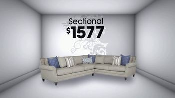 Rooms to Go Storewide Sofa Sale TV Spot, 'An Amazing Chance to Save' - Thumbnail 6