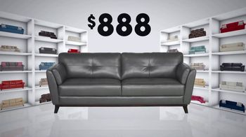 Rooms to Go Storewide Sofa Sale TV Spot, 'An Amazing Chance to Save' - Thumbnail 7
