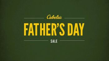 Cabela's Father's Day Sale TV Spot, 'Gift Card' - Thumbnail 3