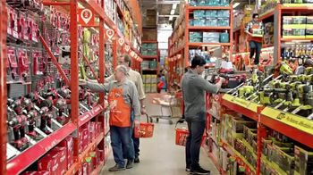 The Home Depot Father's Day Savings TV Spot, 'Toy Store: Ryobi' - Thumbnail 1