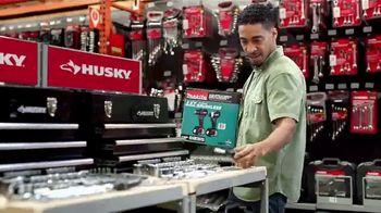 The Home Depot Father's Day Savings TV Spot, 'Toy Store: Ryobi' - Thumbnail 3