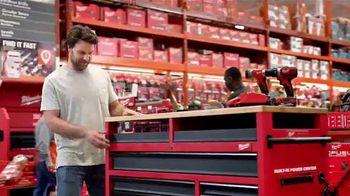 The Home Depot Father's Day Savings TV Spot, 'Toy Store: Ryobi' - Thumbnail 4