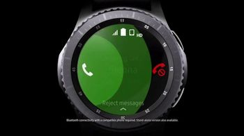 Samsung Gear S3 Frontier TV Spot, 'Leave Your Phone Behind: $50 Off' - Thumbnail 4