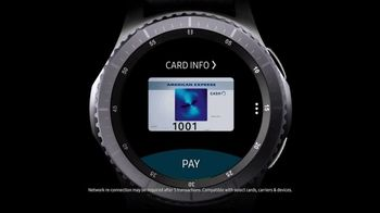 Samsung Gear S3 Frontier TV Spot, 'Leave Your Phone Behind: $50 Off' - Thumbnail 6