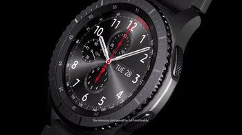 Samsung Gear S3 Frontier TV Spot, 'Leave Your Phone Behind: $50 Off' - Thumbnail 8