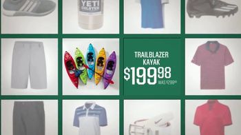 Dick's Sporting Goods Father's Day Deals TV Spot, 'A Gift That Matters' - 107 commercial airings