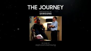 Samsung TV Spot, 'ESPN: The Journey: Billiards' Featuring Tracy McGrady - Thumbnail 8