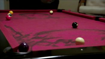 Samsung TV Spot, 'ESPN: The Journey: Billiards' Featuring Tracy McGrady - Thumbnail 6