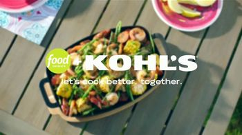 Kohl's TV Spot, 'Food Network: Putting Sizzle Into Summer' - Thumbnail 9