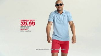 Macy's Super Saturday Sale TV Spot, 'Father's Day Gifts' - Thumbnail 5