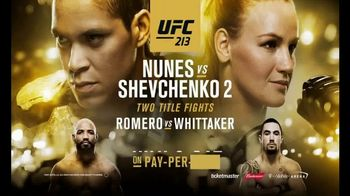 Pay-Per-View TV Spot, 'UFC 213: Nunes vs Shevchenko 2 - A Legendary Card' - Thumbnail 8