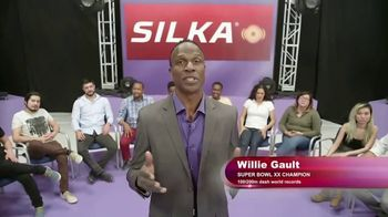 Silka TV Spot, 'Challenge: Day Four' Featuring Willie Gault