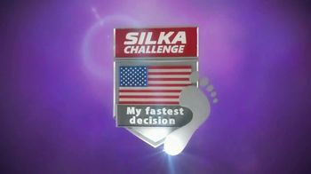 Silka TV Spot, 'Challenge: Day Four' Featuring Willie Gault - Thumbnail 7
