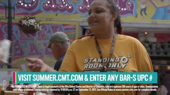 CMT Summer of Music Sweepstakes TV Spot, 'Bar-S: Award Show Anticipation' - Thumbnail 5