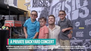 CMT Summer of Music Sweepstakes TV Spot, 'Bar-S: Award Show Anticipation' - Thumbnail 7