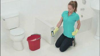 Clorox Scrubtastic Power Scrubber TV Spot, 'No Back-Breaking Scrubbing' - Thumbnail 1