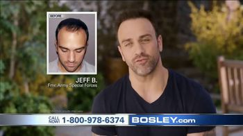 Bosley TV Spot, 'Discover What's New' - Thumbnail 3