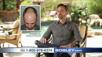 Bosley TV Spot, 'Discover What's New' - Thumbnail 6