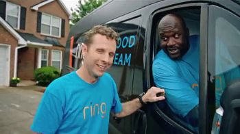 Ring TV Spot, 'Protect Your Home With Ring and Shaq' Feat. Shaquille O'Neal - Thumbnail 2