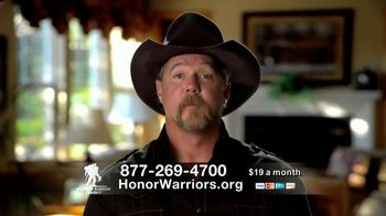 Wounded Warrior Project TV Spot, 'Standing by Dan's Side' Ft. Trace Adkins - 1108 commercial airings