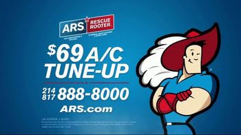 ARS Rescue Rooter A/C Tune Up TV Spot, 'Cool Savings' - Thumbnail 8