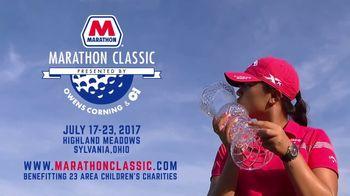 2017 Marathon Classic TV Spot, 'Get to Work' Featuring Lydia Ko - Thumbnail 10