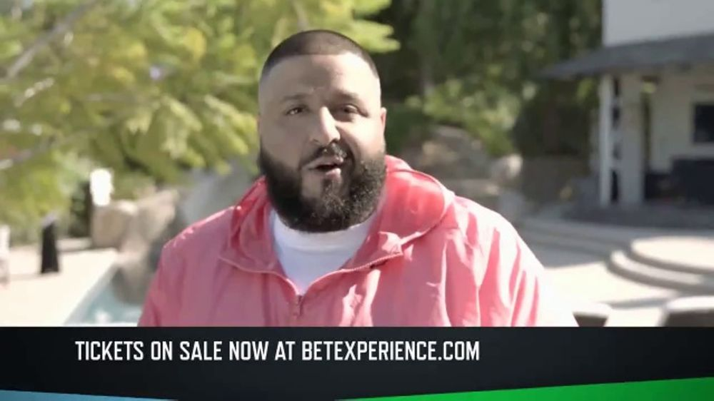 2017 BET Experience TV Commercial, 'DJ Khaled and Friends'