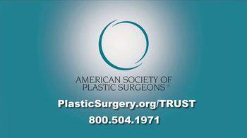 American Society of Plastic Surgeons TV Spot, 'White Coat' - Thumbnail 5