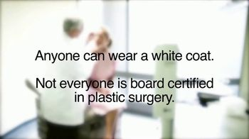 American Society of Plastic Surgeons TV Spot, 'White Coat' - Thumbnail 4