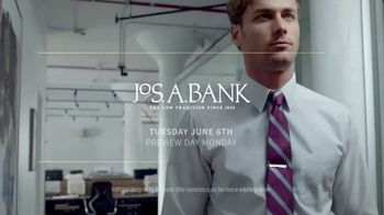 JoS. A. Bank One-Day Sale TV Spot, 'Wool Suits and Shirts' - Thumbnail 6