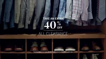 JoS. A. Bank One-Day Sale TV Spot, 'Wool Suits and Shirts' - Thumbnail 5
